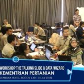 Soralearning.com Training Desain Tabel dan Chart Data Wizard Kementrian Pertanian