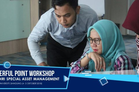 Mandiri Special Asset Management – powerful point workshop