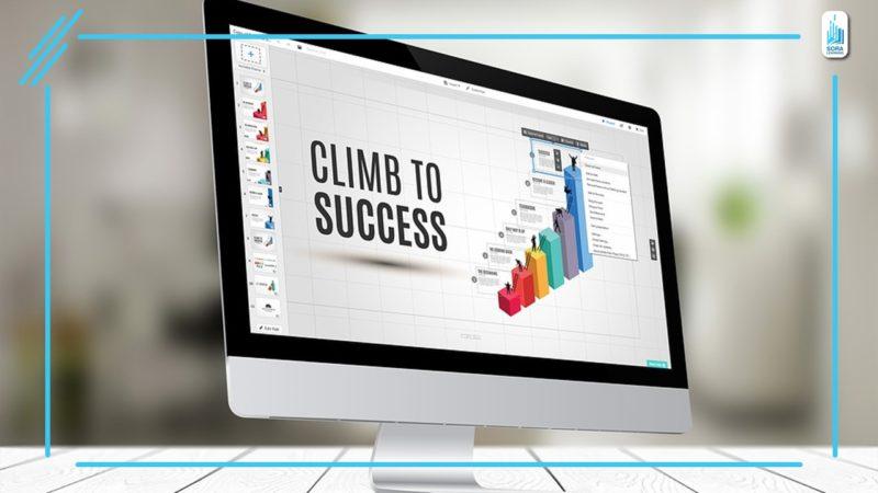 Training Teknik Desain Presentasi – The Talking Slide – Sora Learning